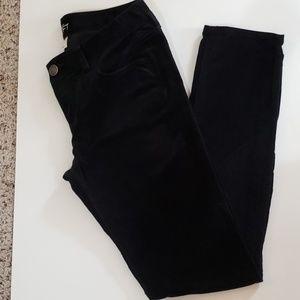 LOFT Pants - Ann Taylor LOFT brushed velour modern slim pant